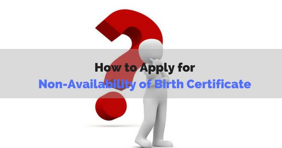 How to Apply for Unmarried Certificate in India Online? NRI - copy term deposit certificate