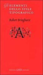 Gli elementi dello stile tipografico