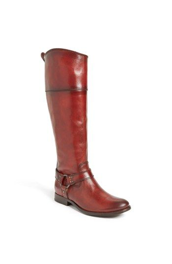 Frye 'Melissa Harness' Boot (Wide Calf) | Nordstrom