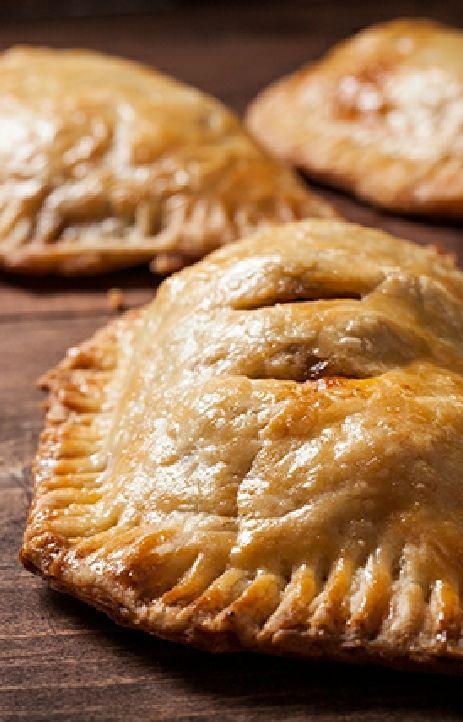 Low FODMAP and Gluten Free Recipe - Chicken empanadas