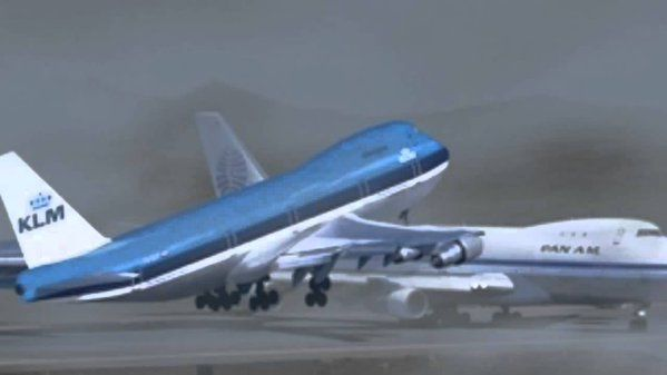 Runway Incursion: Pan Am Flight 1736 & KLM Flight 4805 at ...