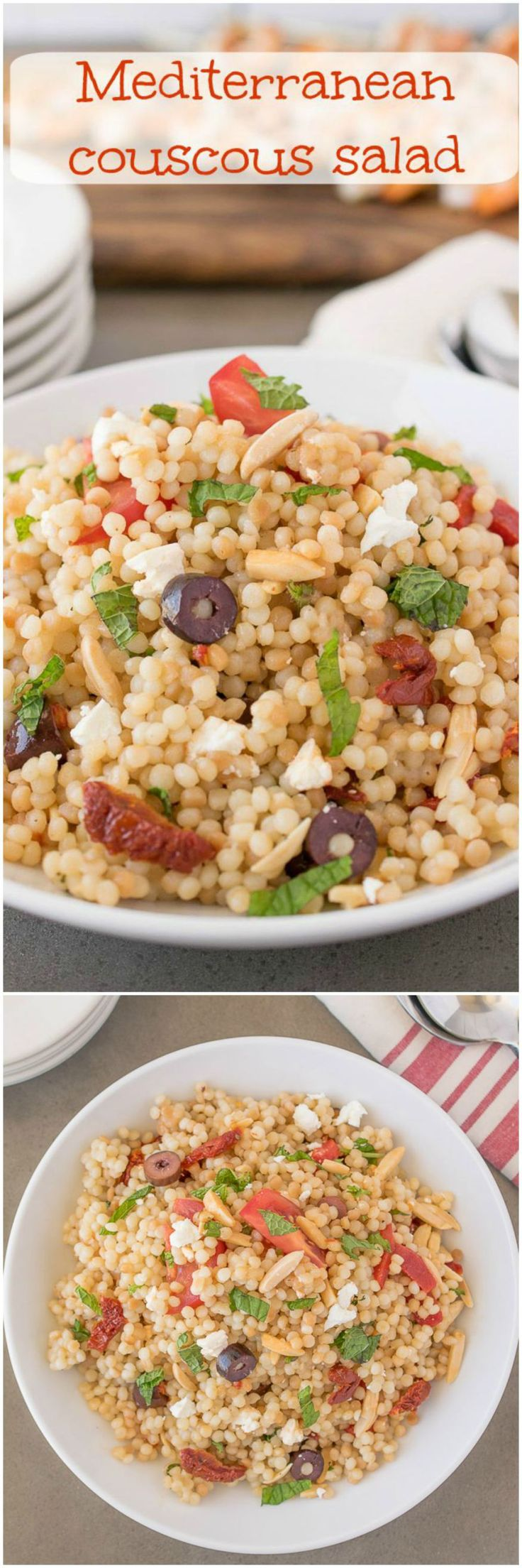 ... | Mediterranean Couscous Salad, Couscous and Couscous Salad Recipes