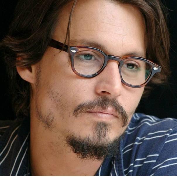 I Fan Di Moscot Luziottica Vision Johnny Depp Moscot Patchy Beard