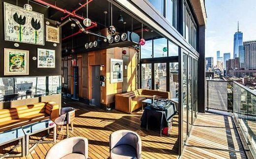 New York: Top 10 Rooftop Bars