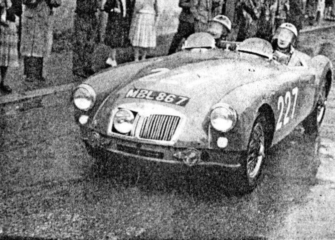 Mg Auto Nancy : 17 best images about mga on pinterest car racer cars and red interiors ~ Maxctalentgroup.com Avis de Voitures