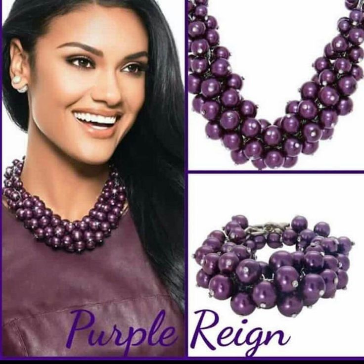 Just in Purple Reign!! Get yours before it's gone!!! #tracilynnstyle #tracilynnjewelry #wholovespurple #bling #purple   Shop http://www.tracilynnjewelry.net/elainasmith   You know I love my purple so I have to keep a set to myself!