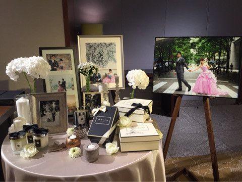 都会の森のwedding の画像 Wedding &Party Designerの黒沢祐子