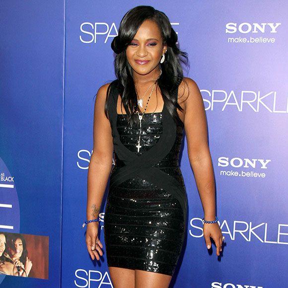 Un tabloïd publie la dernière photo de Bobbi Kristina Brown en vie   HollywoodPQ.com