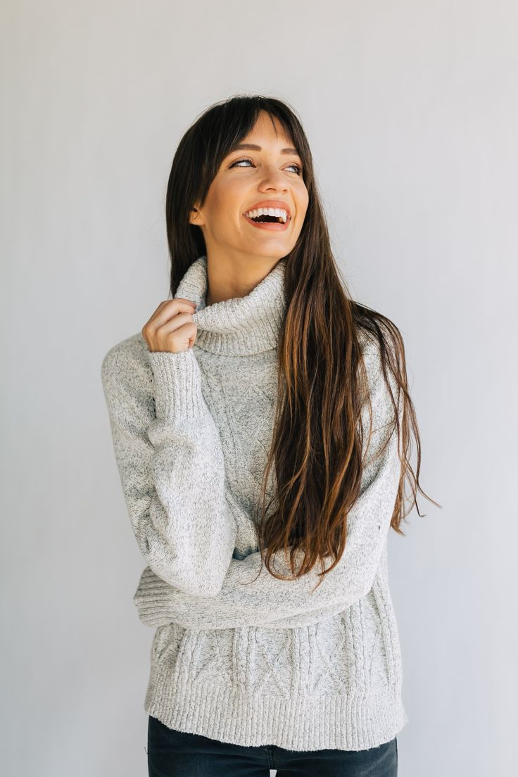 Jack: Alice Cable Knit Sweater