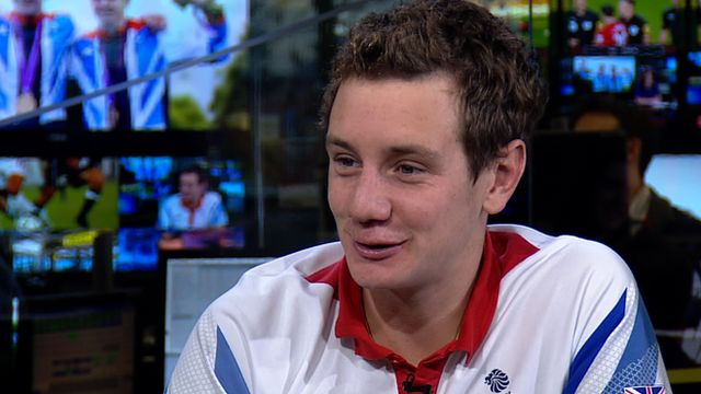 Olympic triathlon champion Alistair Brownlee wants new 10,000m test