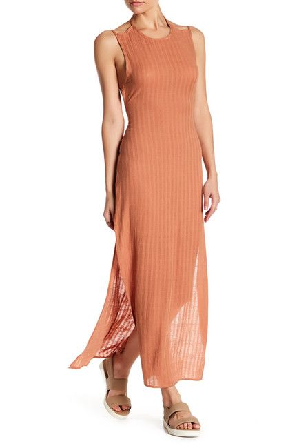 Image of Dance and Marvel Open-Back Maxi Dress