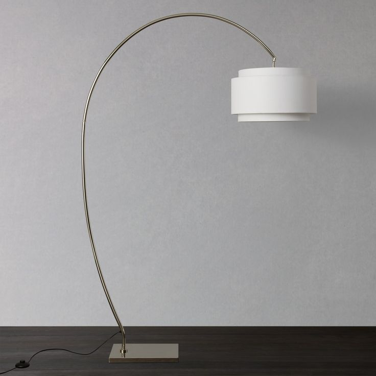 Perfect Buy John Lewis Evie Curve Floor Lamp Online At Johnlewis.com