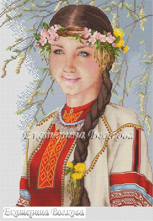 Gallery.ru / Весна. - Мои самоделки - appolinaria74