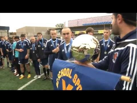 Fantastic and Dynastic: Sr Boys Soccer wins its 4th Consecutive Provincial Title
