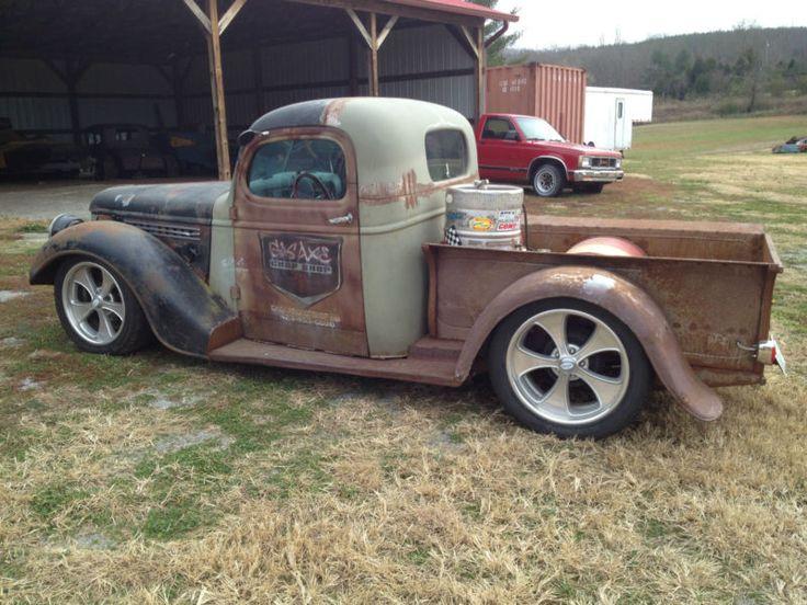 American Rat Rod Cars & Trucks For Sale: 1939 Chevrolet Rat Rod ...