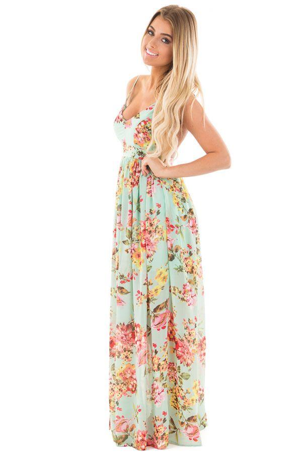 1000  ideas about Floral Maxi Dress on Pinterest - White floral ...