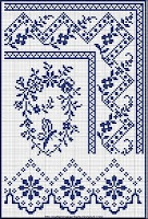 antique french pattern