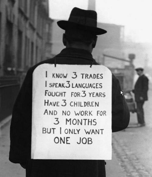 Depresion economica crisis 1929