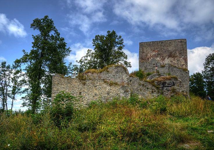 hrad/castle Vítkův Hrádek