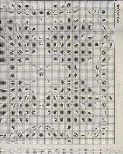7a - Filet au crochet - Lita Z - Picasa Web Albums