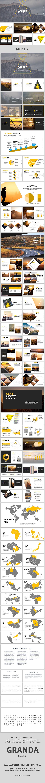 Granda - Creative PowerPoint Template