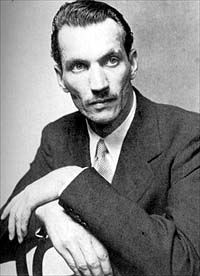 Courage, personified. Jan Karski. Polish resistance member who gave the Allies an early first-hand account of the Holocaust. And was ignored.