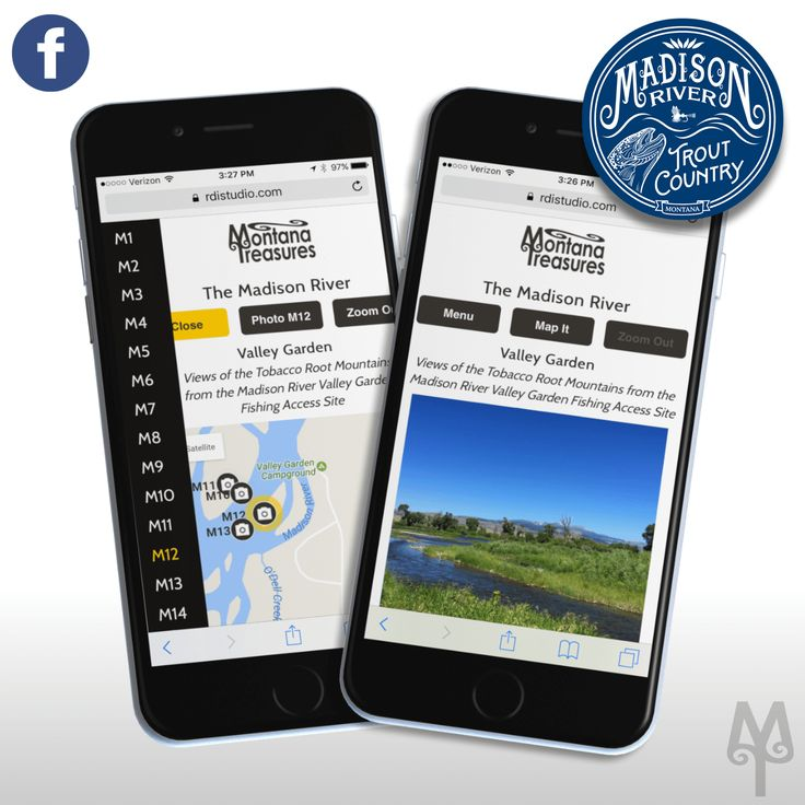 When you arrive, where will you go fishing on the Madison? Explore the Madison River with the Montana Treasures' Madison River Photos Map, found here and on the Montana Treasures Facebook page.