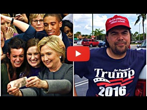 - [ FOR ALL TO SEE ] Hispanic Trump Supporter Reveals Truth About Racist Hillary Supporter - don't forget to subscribe. - website : http://www.infiniteflames...