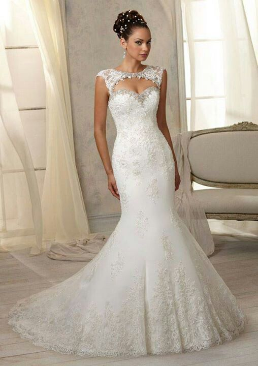 White And Gold Wedding Sweetheart Neckline Lace Trumpet Dress Reception Ready Gorgeous Without Top Part More Bling On