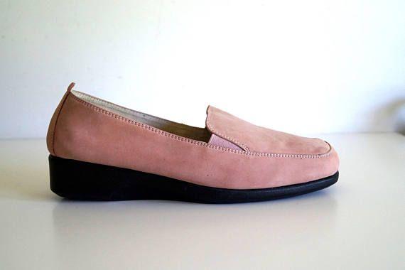 6cc79a2ac13 BLUE MOTION shoes Womens leather shoes Soft pink color comfort ...