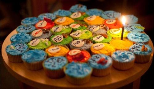 Catan-cakes: Fun Stuff, Catan Boards, Boards Games, Catan Cak Para, Catan Cupcakes, Catan Cak Cups Cak, Edible Settlers, Cupcakes Rosa-Choqu, Catan Food