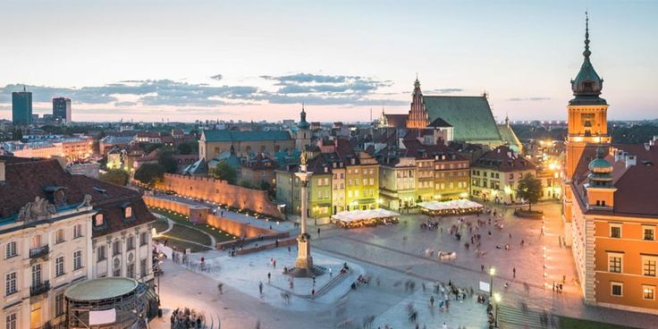 Varşovia, Polonia