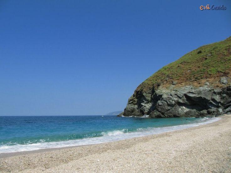 Giannitsi Beach Marmari n the South of Evia