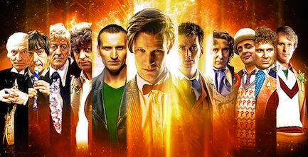 """Doctor Who 50th anniversary: Why excluding former Doctors is a mistake. Great article, """"The current Doctor Who team should get their egos in check and realise that the 50th anniversary is not about them at all."""" YES PLEASE. I want nostalgia people. Is that too much to ask?"""