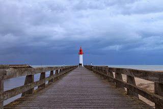 Trouville sur mer, Normandie, France. Novembre 2013