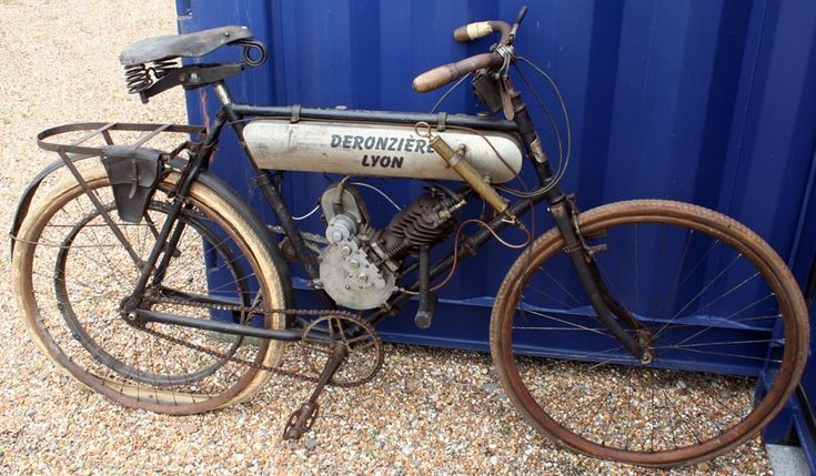 Thread 1906 Deronziere Autorette 282cc