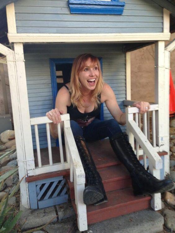 Video embarazado de Kari Byron