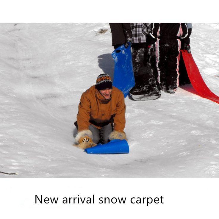 2016新しい到着フライングカーペット雪そり草スキーカーペットでポリエチレン雪チューブスノーボードtrineosパララnieve XQ11