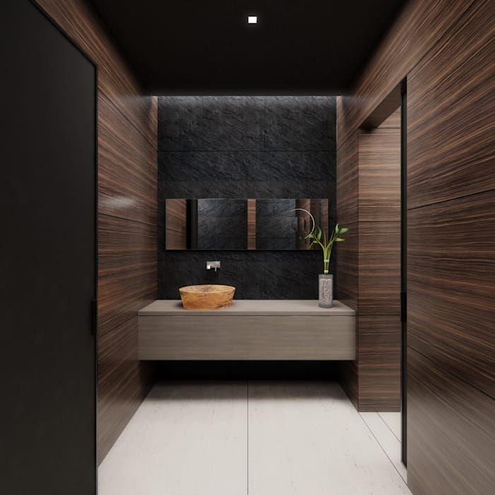 Badgestaltung Badezimmer Von Casaplaner Modulhaus Schweiz Lazienka
