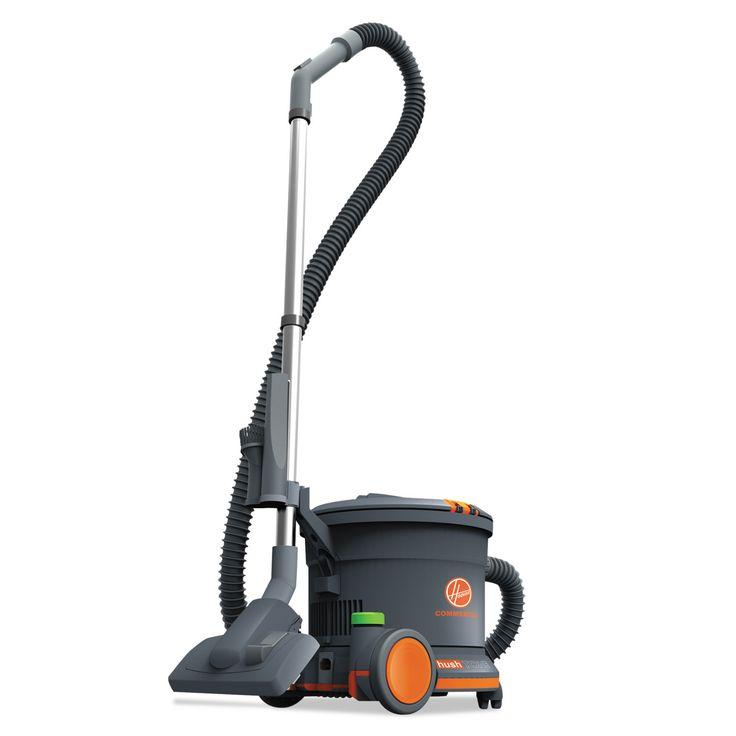Hoover Commercial HushTone Canister Vacuum Cleaner - Walmart.com