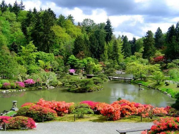fotos de jardins orientais:1000 ideias sobre Jardim Japonês no Pinterest