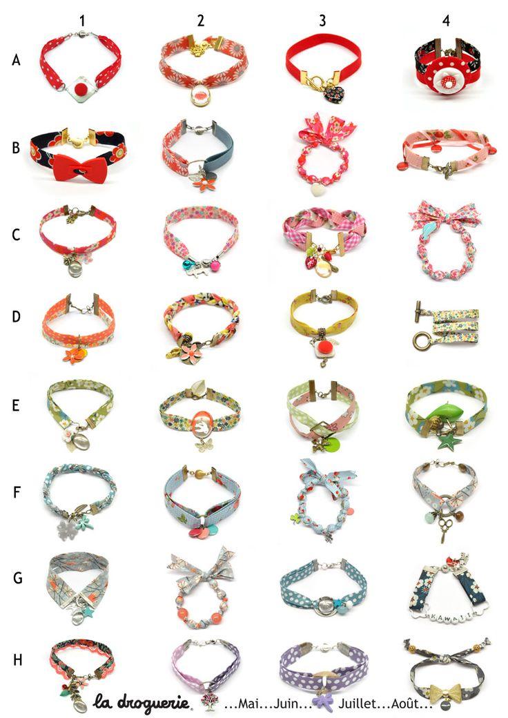 idées bracelets à faire