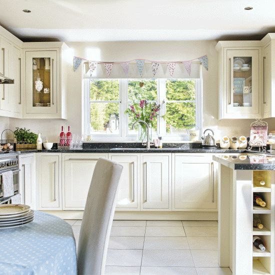 Kitchen | French style family home | PHOTO GALLERY | Style at Home | Housetohome