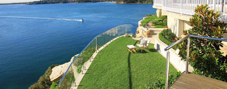 Waterfront Landscaping Sydney   Impressions Landscape - Design in Sydney