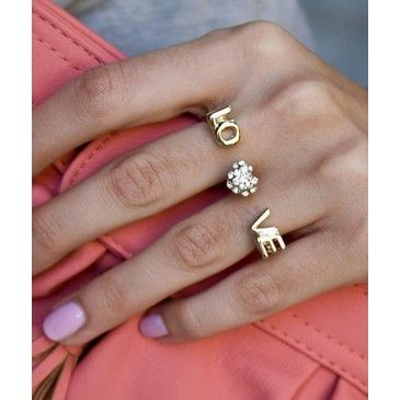 Want!: Bling, Classy Accessories, Beautiful Jewelry, Pretty Accessories, Nails Colors, Love Rings, Fingers, Knuckle Rings, Accessories Women
