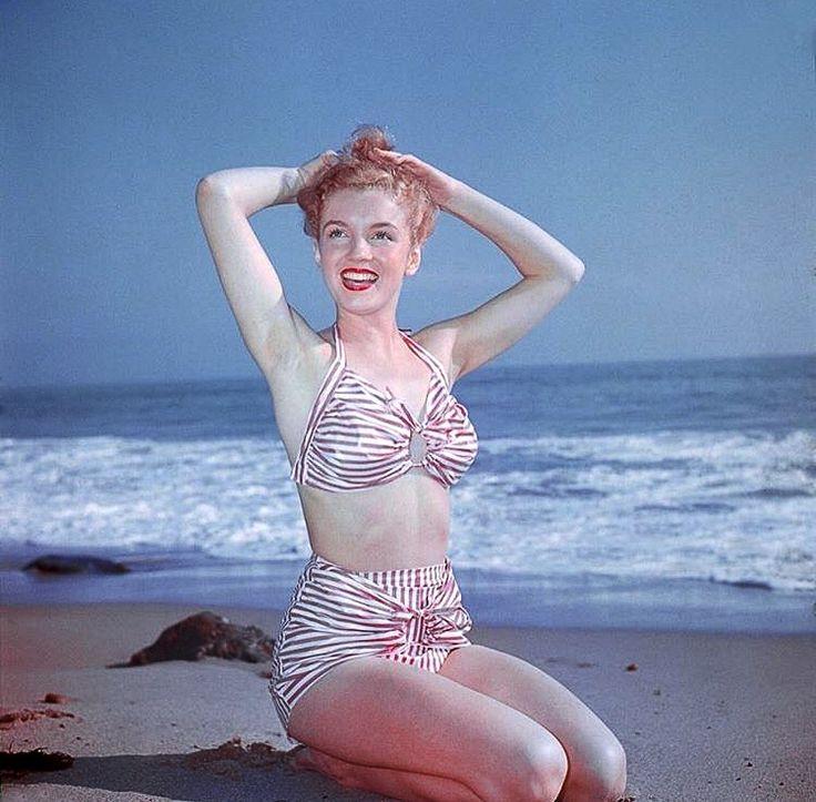 Somethings Got To Give pool scene   I ♥ Marilyn 1962