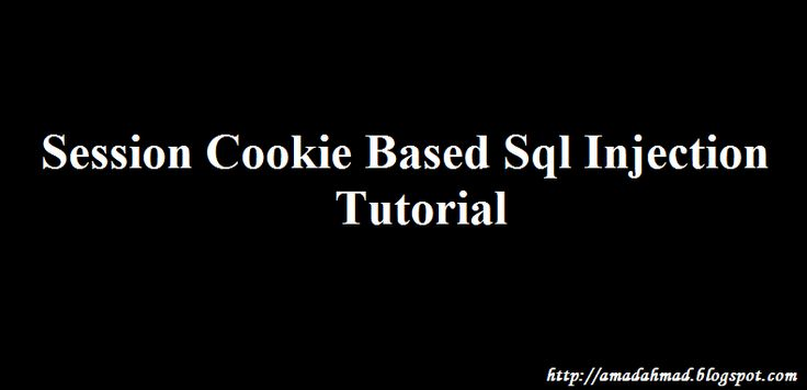 Short Description:SQL injectionis most dangerous attack for web application there are a lot of different websites are vulnerable to SQL injection. There are different variant for SQL injection like a simple SQL injection blind SQL injection and Cookies based SQL injection. As you know the basic idea about cookies and their importance cookies are represent some session and normally they count incross site scriptingattack (XSS) but what is cookies based SQL injection. In this article we will…