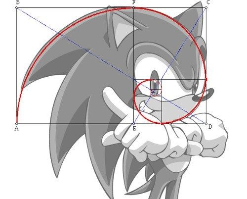 The Golden Ratio. Neat!