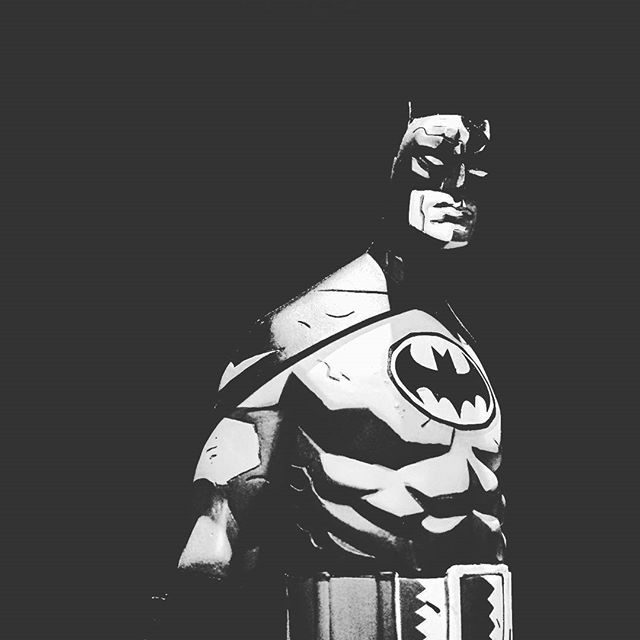 """""""Mignola's Batman"""" by Dean Heezen* • Blog/Website 