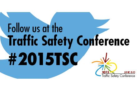 Follow Along During the Traffic Safety Conference